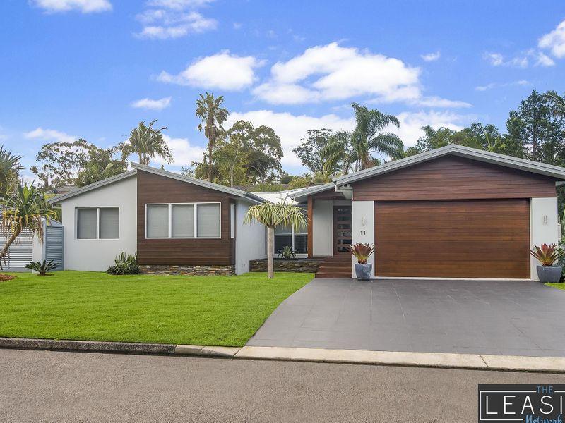11 Windsor Road, Wamberal  NSW  2260-1